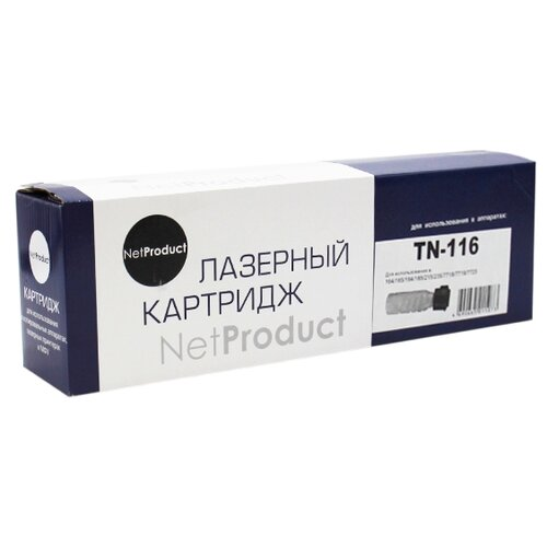 Фото - Картридж Net Product N-TN-116, совместимый картридж net product n tn 3380 совместимый