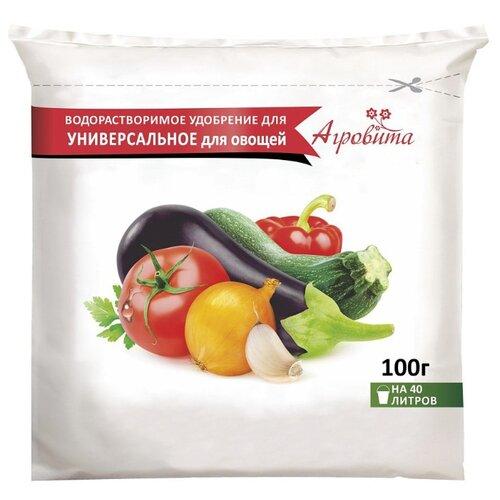 Удобрение Нов-Агро Универсальное для овощей 0.1 кг.