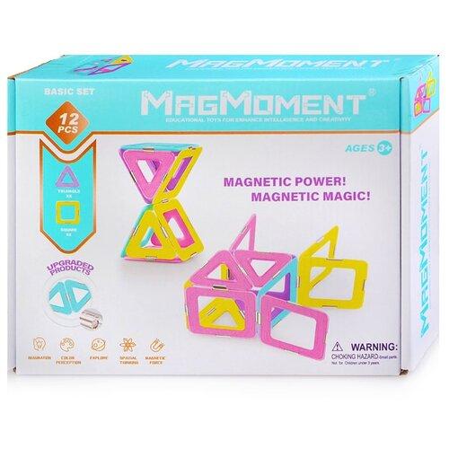 Купить Магнитный конструктор MagMoment 500, Конструкторы