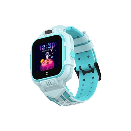 Детские умные часы Smart Baby Watch KT16, голубой умные часы smart baby watch s4 голубой