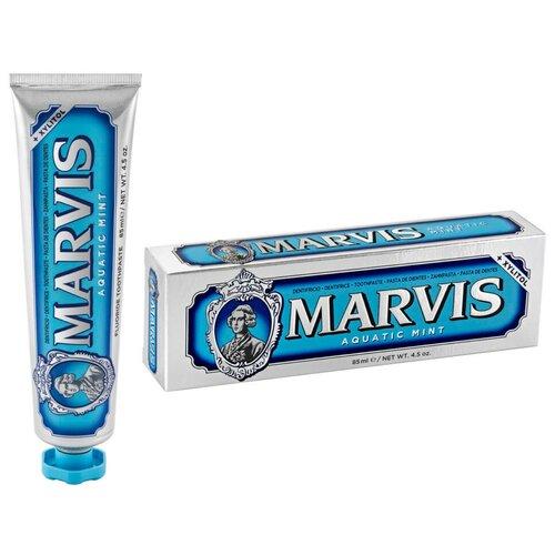 Купить Зубная паста Marvis Aquatic Mint, 85 мл