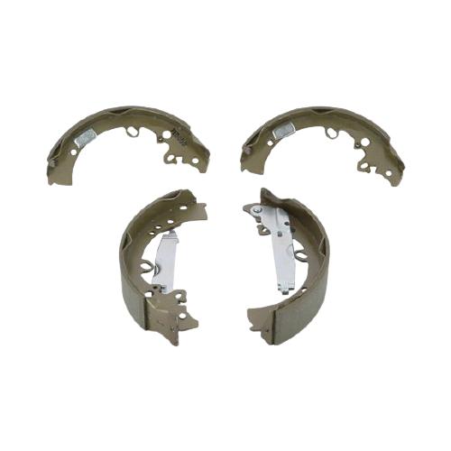 Фото - Барабанные тормозные колодки задние Ferodo FSB4010 для Toyota Hilux (4 шт.) дисковые тормозные колодки передние ferodo fdb4715 для toyota hilux 4 шт