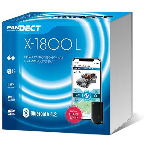 Фото - Автосигнализация Pandect X-1800 L автосигнализация pandect x 1800 l
