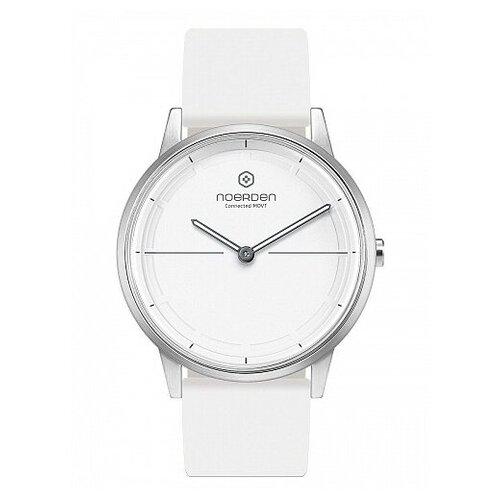 Смарт-часы Noerden гибридные MATE2 белые