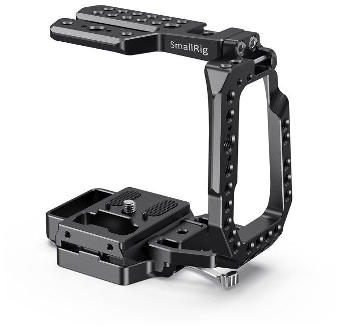 SmallRig CVB2255B Клетка для цифровых камер QR Half Cage for BMPCC 4K / 6K