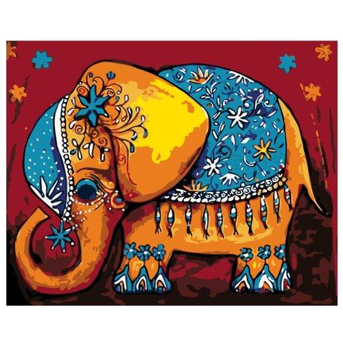 Купить Картина по номерам, 100 x 125, KTMK-33086, Живопись по номерам , набор для раскрашивания, раскраска, Картины по номерам и контурам