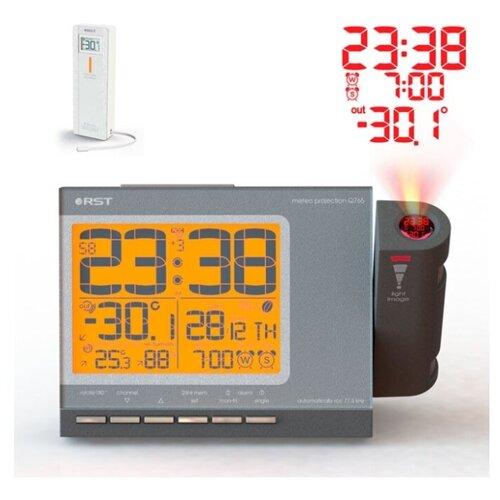 Проекционные часы с радиодатчиком RST32765