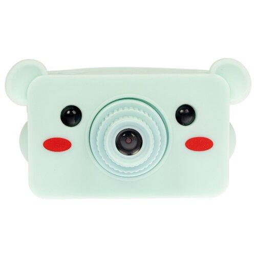 Фотоаппарат BONDIBON Мишка ВВ4904 голубой