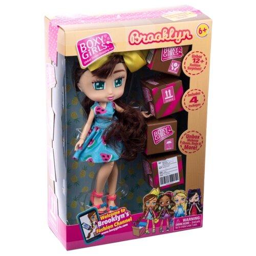 Купить Кукла 1 TOY Boxy Girls Brooklyn, 20 см, Т15108, Куклы и пупсы