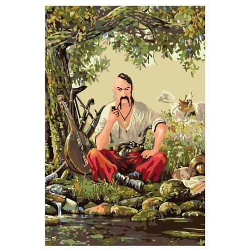 Картина по номерам, 100 x 150, UA09, Живопись по номерам , набор для раскрашивания, раскраска, Картины по номерам и контурам  - купить со скидкой
