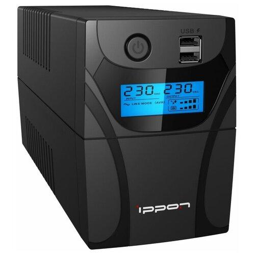 Интерактивный ИБП IPPON Back Power Pro II 700