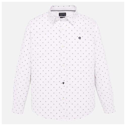 Рубашка Nukutavake размер 128, белый