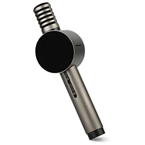 Караоке-микрофон HoHo Sound MIC X3 Чёрный