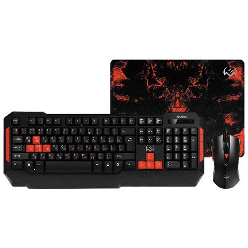 Клавиатура и мышь SVEN GS-9000 Black USB
