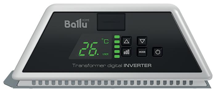 Блок управления Ballu BCT/EVU-2.5I для обогревателя Ballu фото 1