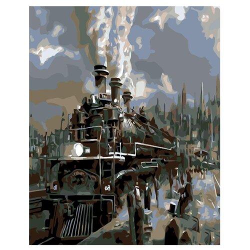Купить Картина по номерам, 100 x 125, KTMK-87333, Живопись по номерам , набор для раскрашивания, раскраска, Картины по номерам и контурам