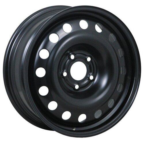Фото - Колесный диск Trebl X40936 6.5х16/5х100 D57.1 ET47, black колесный диск trebl 7625 6 5х16 5х114 3 black