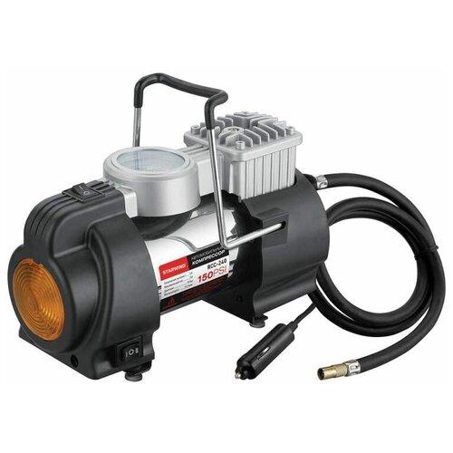Автомобильный компрессор STARWIND CC-240 черный/серый