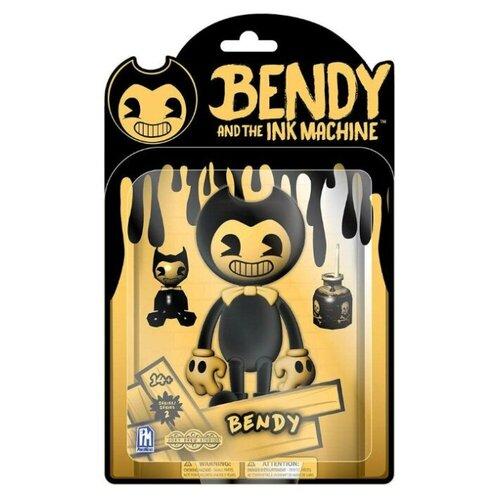Фигурка PhatMojo желтый Бенди из игры Бенди и Чернильная Машина (Bendy Action Figure)