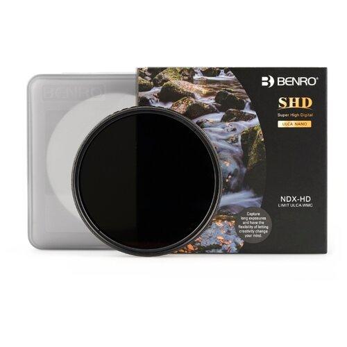 Фото - Benro SHD NDX-HD LIMIT ULCA WMC 77 мм светофильтр нейтрально серый, переменной плотности фоторюкзак benro hummer 100 голубой св серый