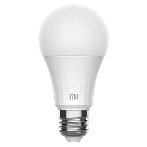 Умная лампочка XIAOMI Mi LED Smart Bulb (E27) GPX4026GL лампочка xiaomi mi smart led bulb warm white gpx4026gl