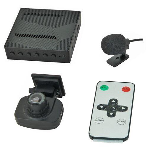 Видеорегистратор INCAR VR 981, черный видеорегистратор avs vr 802shd черный