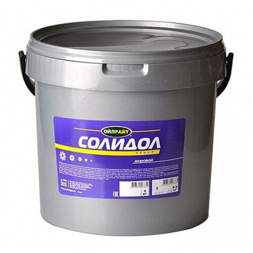 Смазка OILRIGHT Солидол 5 кг