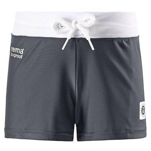 Купить Плавки Reima размер 122, серый, Белье и пляжная мода