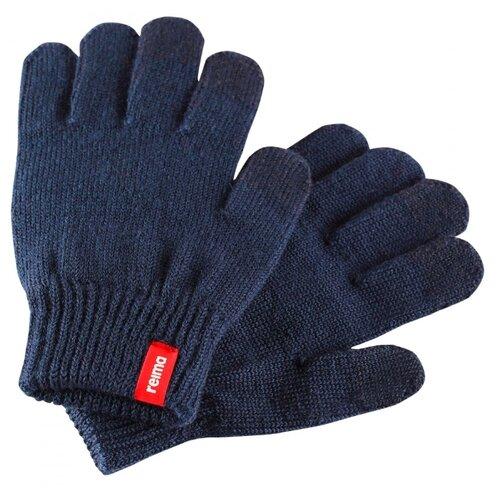 Перчатки Rimo Reima, синий, размер 1 reima брюки для мальчиков reima slana размер 122