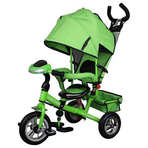 Купить Трехколесный велосипед Street trike A-03-E, зелeный, Трехколесные велосипеды