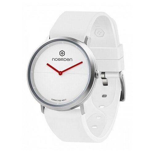 Смарт-часы Noerden гибридные LIFE2 белые