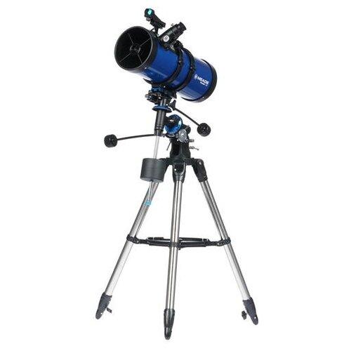 Фото - Телескоп Meade Polaris 127mm синий телескоп с автонаведением meade starnavigator ng 114 мм