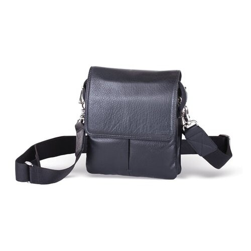 сумка планшет dclears натуральная кожа черный Сумка планшет ALLIANCE, натуральная кожа, черный