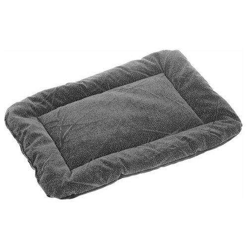 Лежак для собак и кошек Зоо Марк Матрас №1 32х45х4 см серый