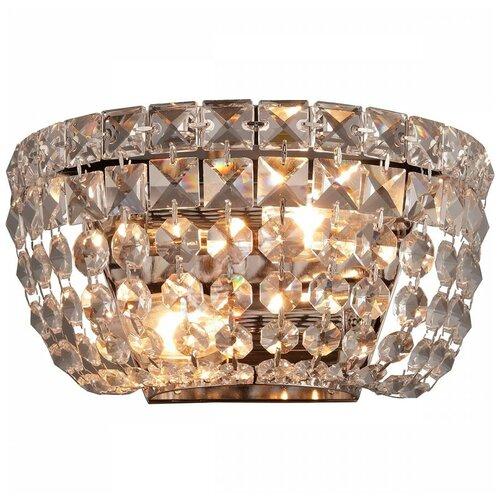 Фото - Настенный светильник Toplight Letitia TL1165-2W, 40 Вт настенный светильник toplight gertrude tl1138 1w 40 вт