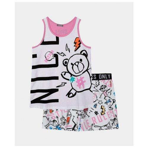 Купить Пижама Gulliver размер 146-152, мультицвет, Домашняя одежда