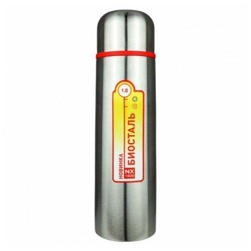 Классический термос Biostal NX-1000, 1 л стальной