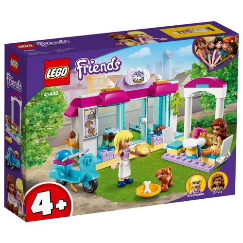 Купить Конструктор LEGO Friends 41440 Пекарня Хартлейк-Сити, Конструкторы