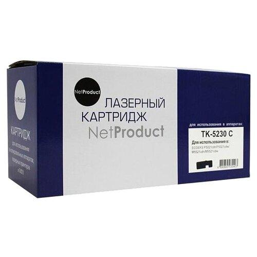 Фото - Картридж Net Product N-TK-5230C, совместимый картридж net product n tk 130 совместимый