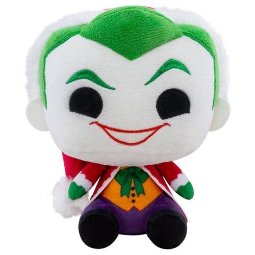 Купить Мягкая игрушка Funko POP: DC Comics Holiday – Santa Joker, Мягкие игрушки