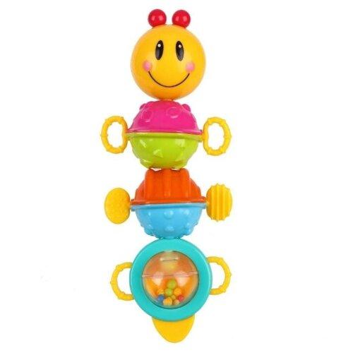 Фото - Развивающая игрушка Жирафики Гусеница (640904) разноцветный развивающая игрушка mapacha суперкуб разноцветный