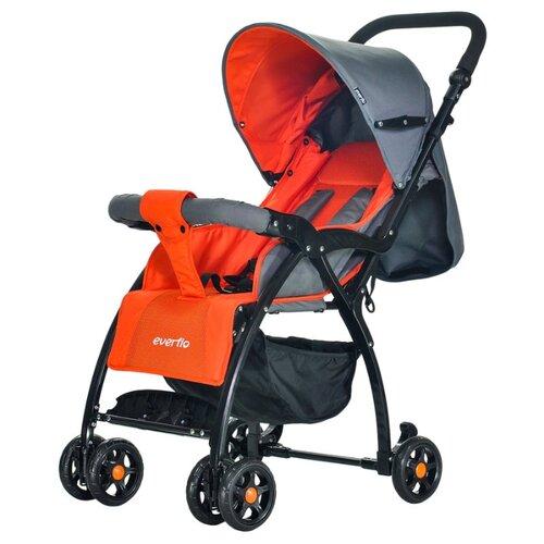 Прогулочная коляска everflo E-219 Cricket orange прогулочная коляска everflo e 240 shine серый
