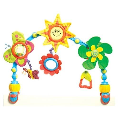 Купить Дуга Tiny Love Солнечная прогулка (6021000) желтый/голубой/зеленый, Подвески