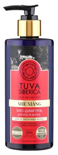 Natura Siberica био-шампунь Tuva для роста волос