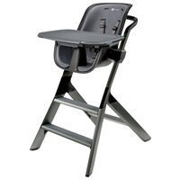 Стульчик для кормления 4moms High-chair black/grey