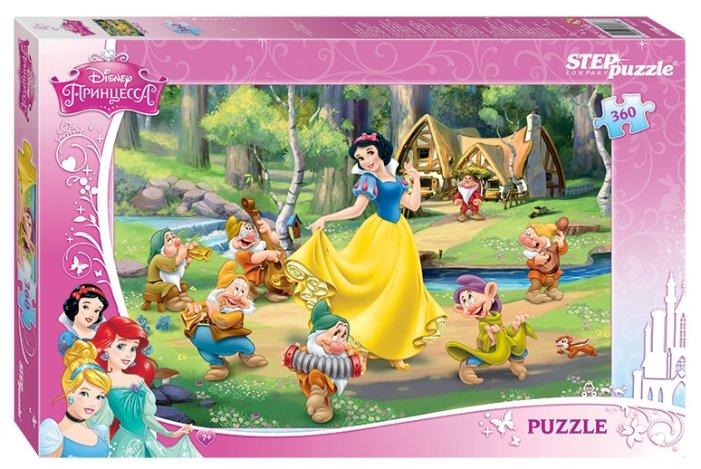 Пазл Step puzzle Disney Белоснежка (96036), 360 дет.