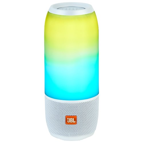 Купить Портативная акустика JBL Pulse 3 white