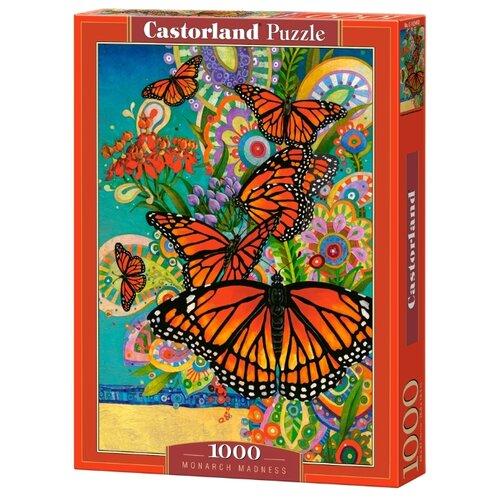 Купить Пазл Castorland Monarch Madness (C-103492), 1000 дет., Пазлы