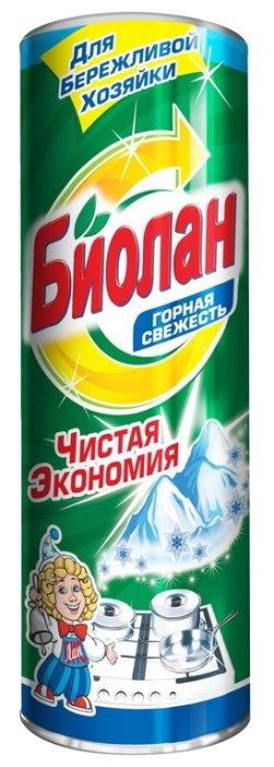 Сухое чистящее средство Горная свежесть Биолан