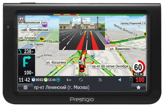 Prestigio Навигатор Prestigio GeoVision 5069 Progorod